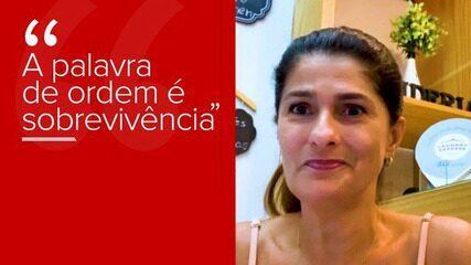 Pandemia foi 'baque' em ano que começou aquecido, diz empresária do Rio.