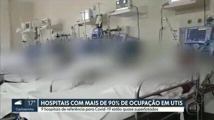 Estado de São Paulo tem mais de 6.712 mortes por Covid-19
