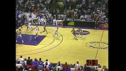 "Michael Jordan - ""The shot"" em 1989"