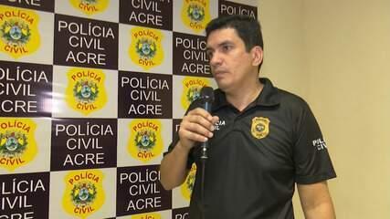 Dois homicídios são registrados em Rio Branco