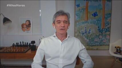Serginho Groisman quer que você participe do programa! Mande um vídeo da sua quarentena