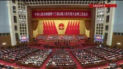 China aprova imposição de Lei de Segurança Nacional em Hong Kong