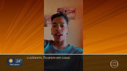 Meia do América-MG, Matheusinho admite que foi diagnosticado com Covid-19
