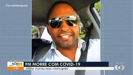 Policial militar morre com Covid-19 em Goiânia