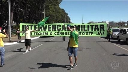 Entidades criticam participação de Bolsonaro em mais um ato contra a democracia