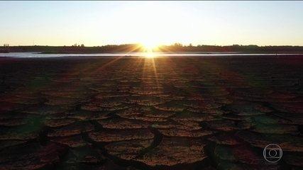 Paraná enfrenta a pior seca já registrada no estado