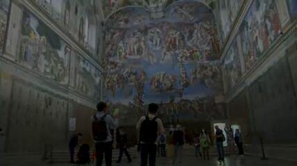 Vaticano e Itália reabrem pontos turísticos após mais de 3 meses