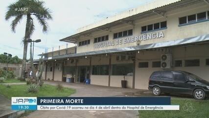Primeira morte por Covid-19 no Amapá completa dois meses em 4 de junho