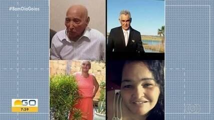 Quatro pessoas da mesma família morrem de Covid-19 no intervalo de 13 dias