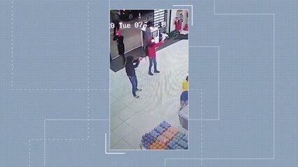 Bandidos armados invadem supermercado em Rio Branco e rendem funcionários e clientes