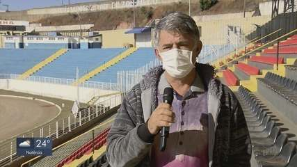 Dirigente do Boa Esporte fala sobre processo de retomada do futebol