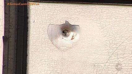 Moradores de Gravataí contam ter ouvido tiros que terminaram na morte de mulher por engano
