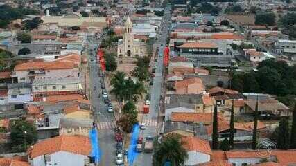 Prefeitura de Araçoiaba da Serra cria sentido de circulação para pedestres