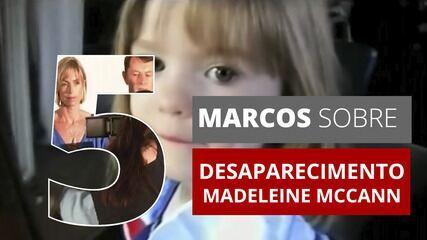 Caso Madeleine: relembre o desaparecimento da menina Madeleine McCann