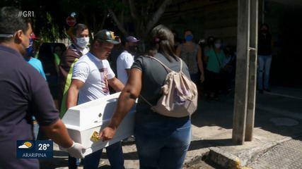 Patroa da mãe do menino Miguel Otávio é autuada por homicídio Culposo