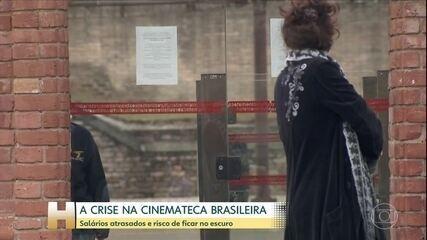 Cinemateca Brasileira em crise