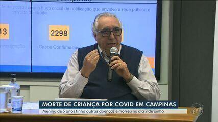 Coronavírus: Campinas confirma primeira morte de criança; veja atualizações da região