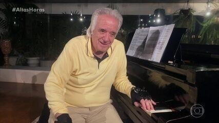 João Carlos Martins fala da amizade com Gilberto Dimenstein