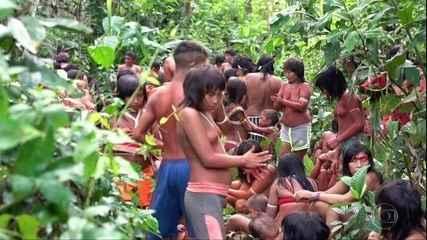 Coronavírus se espalha pelos povos indígenas da Amazônia e provoca mortes