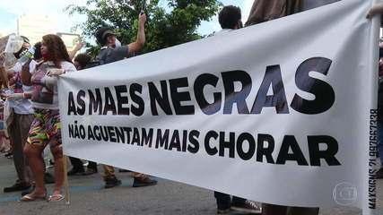 Domingo no Brasil é marcado por protestos em 20 capitais