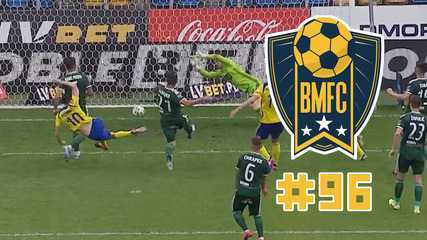 """BMFC #96: Bizarrices de goleiros em Belarus, e """"pintura"""" em pênalti na Polônia"""