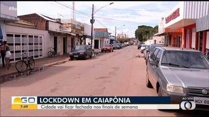 Caiapônia tem novo decreto para evitar propagação da Covid-19