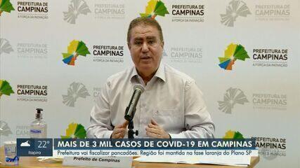 Coronavírus: Campinas altera horário do comércio de rua aos finais de semana