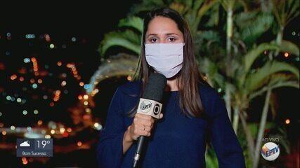 Gabriela Prado atualiza o número de mortes e novos casos de Covid-19 no Sul de Minas