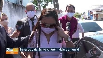 Caso Miguel: manicure que estava em apartamento quando menino caiu presta depoimento