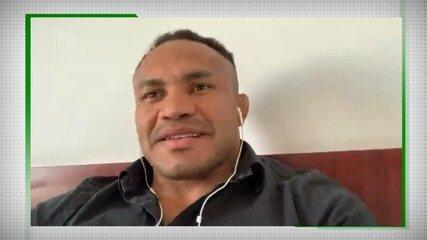 Em entrevista para o GE.com, Fabiano Jacarezinho fala sobre luta pelo cinturão na Polônia