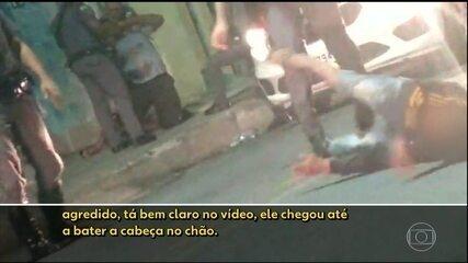 Excessos de violência de PMs de São Paulo em abordagens são investigados