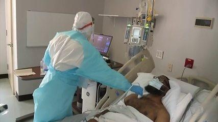 Número de infecções diárias por Covid-19 aumenta em quase metade dos Estados Unidos