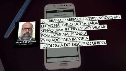 Youtubers, blogueiros e deputados apoiadores de Bolsonaro são alvo da Justiça