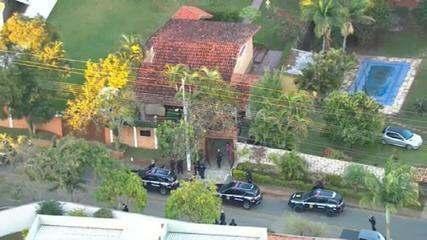 Fabrício Queiroz é preso em residência de advogado de Flávio Bolsonaro em SP