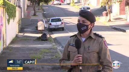Polícia prende foragidos que solicitaram auxílio emergencial