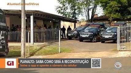 Reconstituição da morte de menino de 11 anos acontece nesta quinta em Planalto
