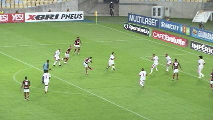 Melhores momentos: Bangu 0 x 3 Flamengo pela 4ª rodada da Taça Rio