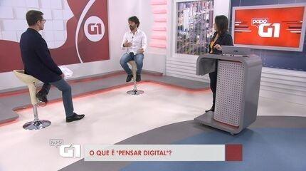 Papo G1: digitalização dos negócios