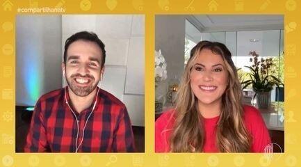 Jessica Leão fala sobre a volta do 'Mais Diário' em novo horário