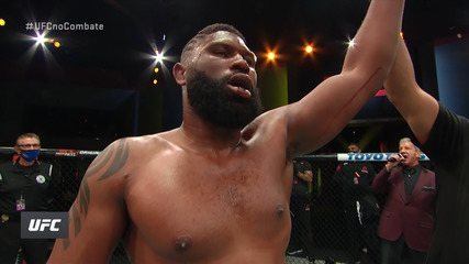 Melhores momentos de Curtis Blaydes x Alexander Volkov no UFC: Blaydes x Volkov