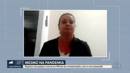 Mesmo com a pandemia, Polícia Civil registra aumento no número de registro de golpes em MG