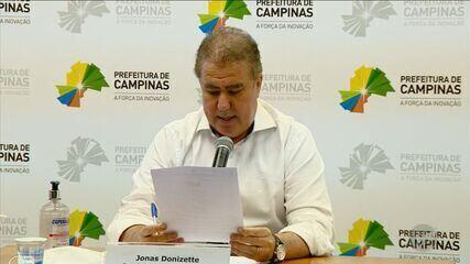Covid-19: Campinas interna pacientes no Hospital Metropolitano e anuncia novos leitos