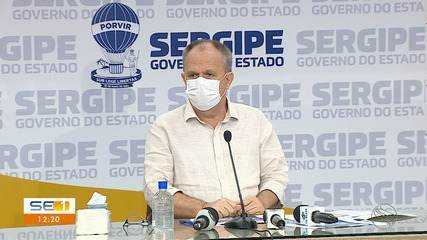 Governo de Sergipe adia retomada da economia para a próxima semana