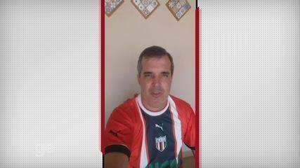 Ex-zagueiro do Botafogo-SP em 1998, Rogério lembra vantagem do time para conquistar acesso