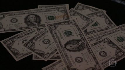 Economia global deve encolher 4,9%, diz FMI