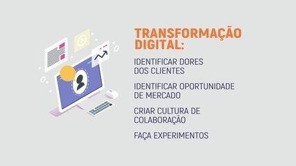 Saiba como começar a transformação digital de uma empresa; especialista dá dicas