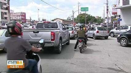 Veja como foi o primeiro dia de isolamento mais rígido em Caruaru
