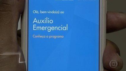 Caixa divulga calendário dos próximos pagamentos do auxílio emergencial