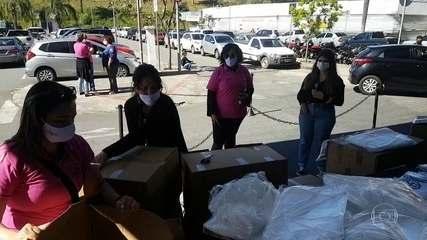 Solidariedade S/A: doação de testes de Covid para asilos e de equipamentos para hospitais