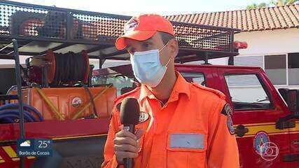Resgate de Henrique, do Cruzeiro, envolveu 16 bombeiros após acidente de carro
